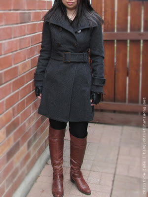 Winter Outerwear Aritzia Babaton Bromley Wool Coat