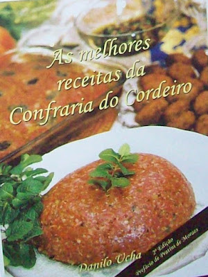 As melhores receitas da Confraia do Cordeiro já está em segunda edição 3de17775ecbee