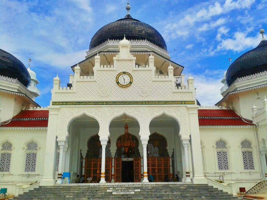 Masjid Raya Baiturrahman Aceh Aku Akan Kembali Medan Wisata Travel Blogger Indonesia From Medan