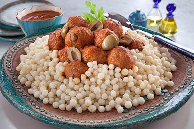كرات اللحم بالمغربية - مطبخ منال العالم