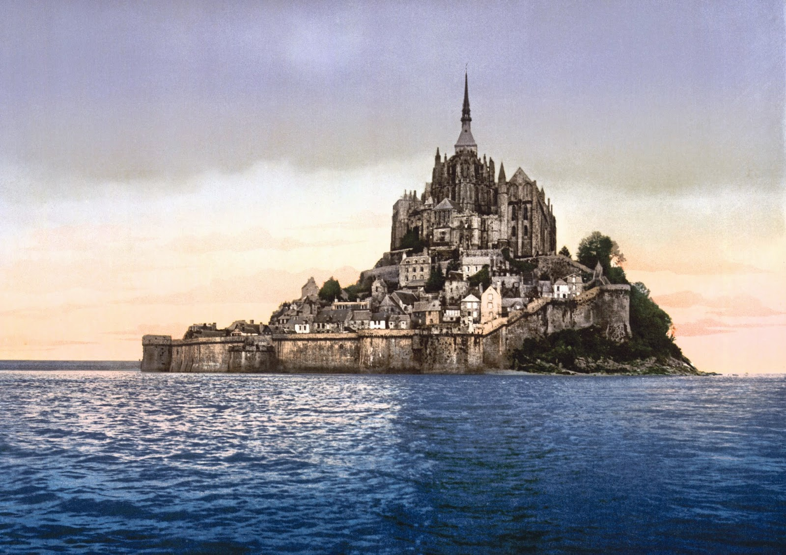 Mont San Michel. Foto wikipedia.it