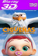 Cigüeñas (2016) 3D Full HOU