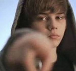 Justin Bieber é o cara do Bing