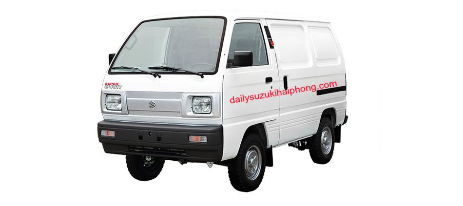 Bán xe bán tải Suzuki Hải Phòng