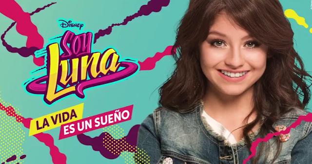 """Płyta """"Soy Luna: La vida es un sueno"""""""