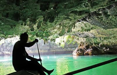 Sohoton Cave – Siargao Island