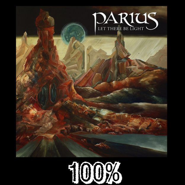 Reviews: Parius - Let There Be Light