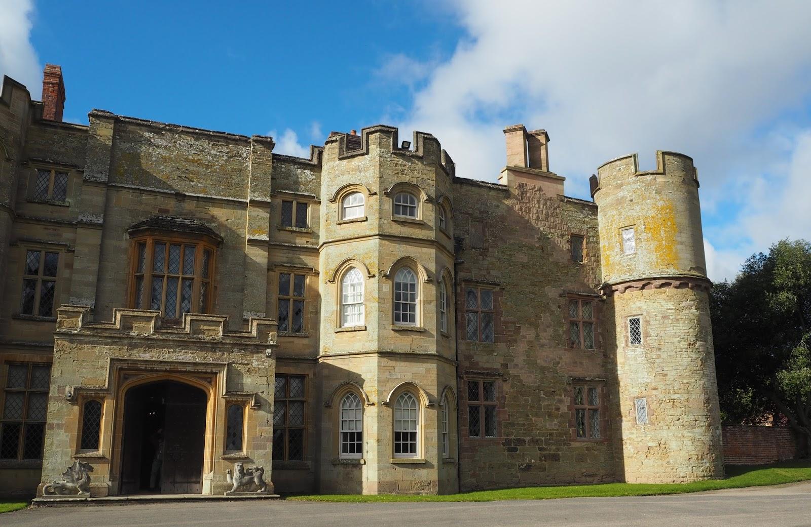 Croft Castle Doorway