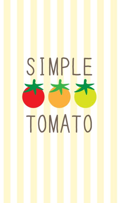 SIMPLE TOMATO