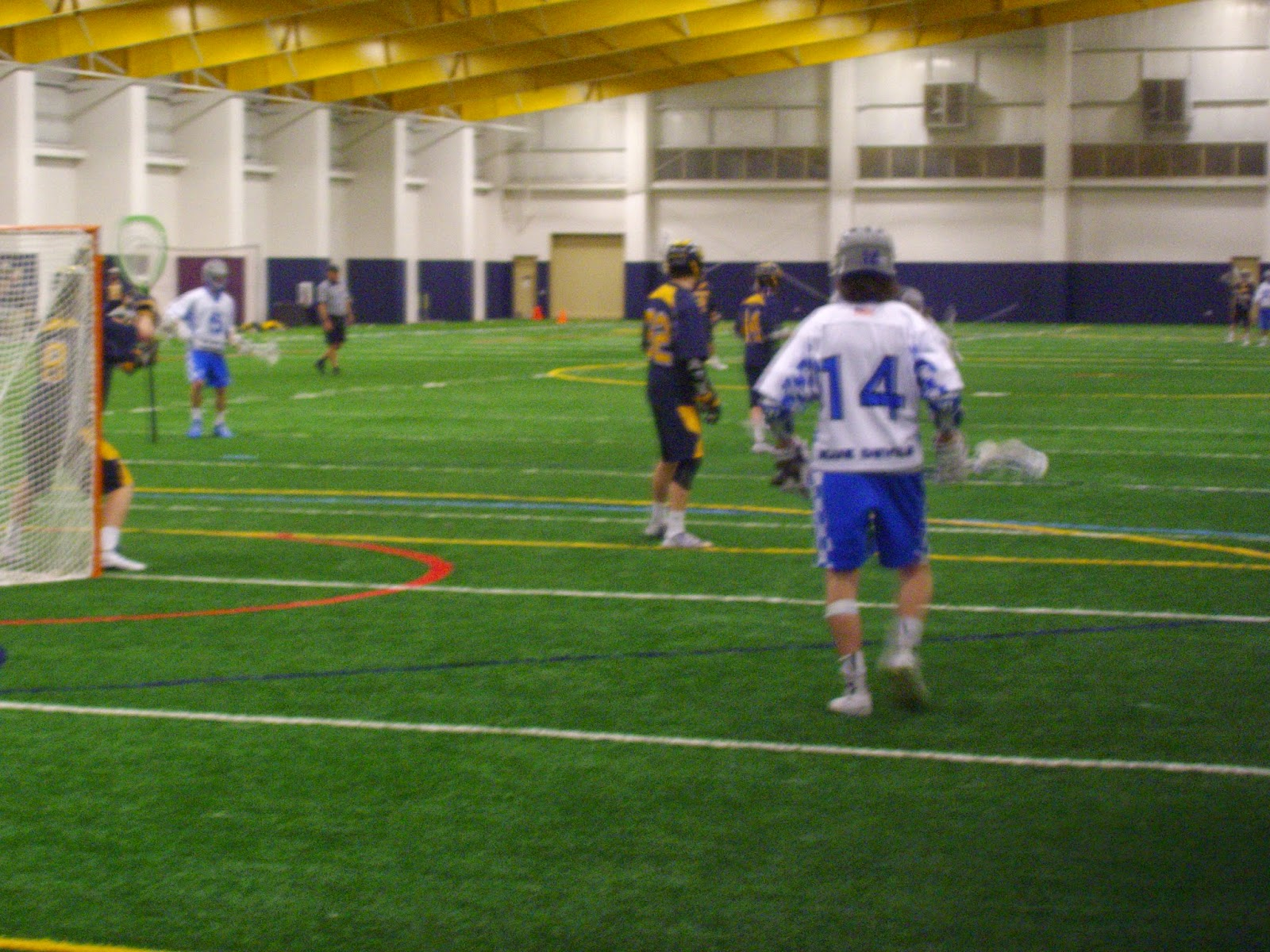 Mitten State Sports Report: Men's Lacrosse LTU vs. SHU