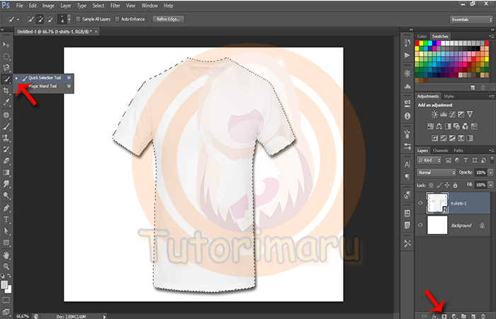 Cara Membuat Desain Baju Sendiri Dengan Photoshop ...