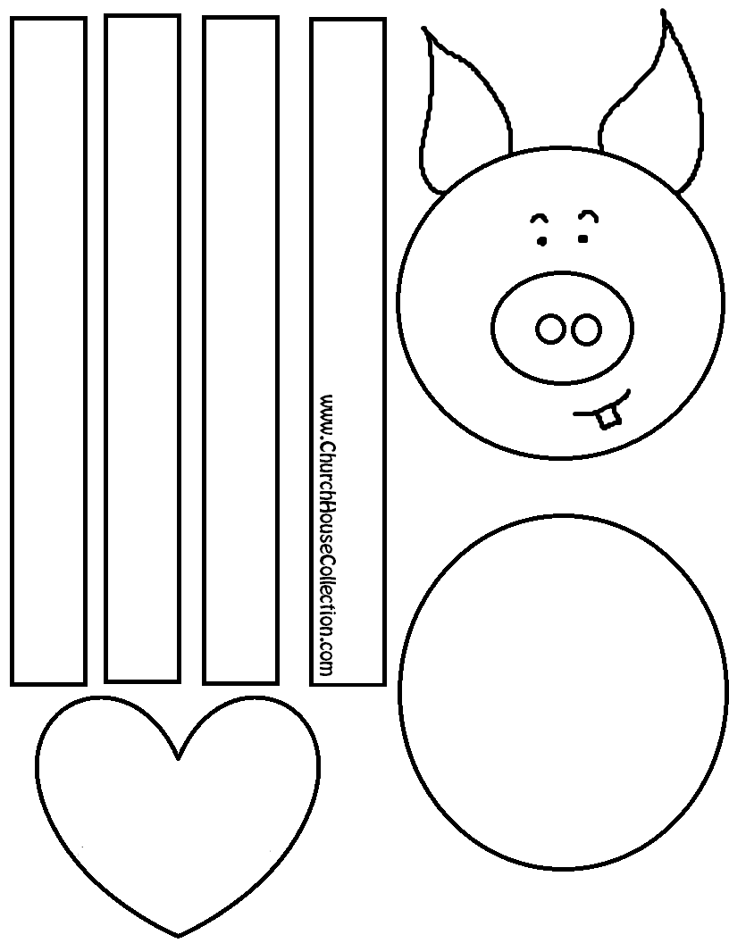 valentins day crafts an coloring pages - photo #46