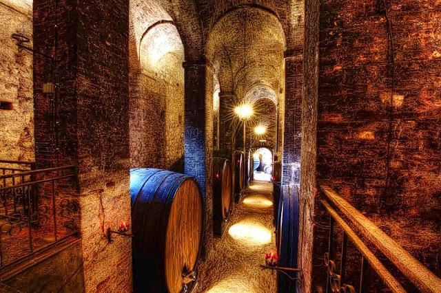 Informações sobre a Cantina de' Ricci em Montepulciano