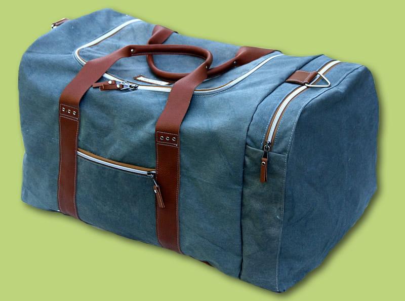 machwerk: Ludwig, eine Reisetasche von elbmarie