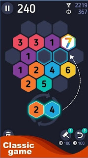 Free Download Domino Hexagon Apk