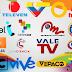 Cadenas de televisión publicas y privadas de Venezuela