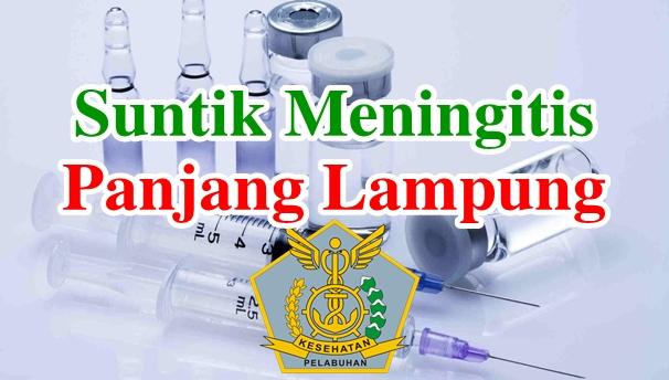 Alamat Tempat Suntik Vaksin Meningitis di Panjang Lampung