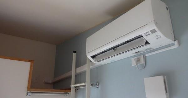 勾配天井ロフト付8畳の部屋のエアコン能力に関し …