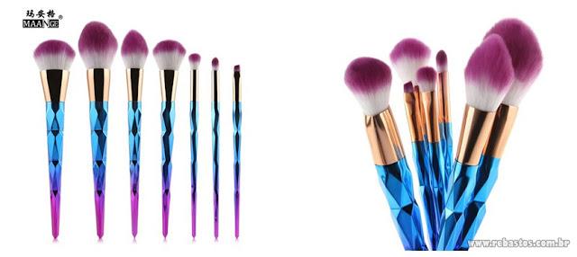 Maquiagem barata: Meus favoritos da loja DigBest