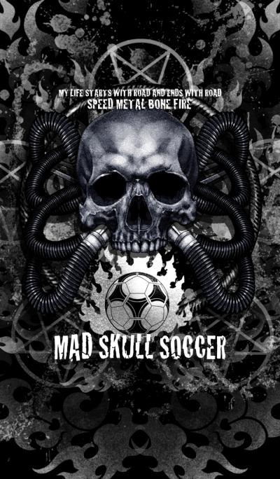 Mad skull soccer 2