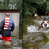 Hurricane Florence Volunteer Rescues 6 Dogs Abandoned In Locked Cage
