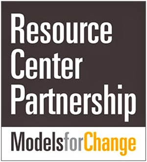 Resource Center Partnership log