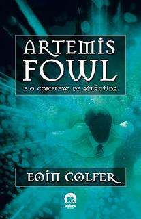 Resenha | Artemis Fowl e o Complexo de Atlântida - Eoin Colfer 15