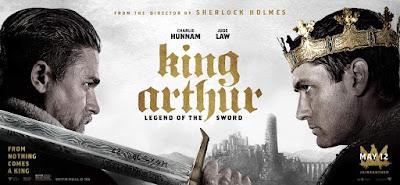 King Arthur: Legend of the Sword - Banner & Terceiro Trailer
