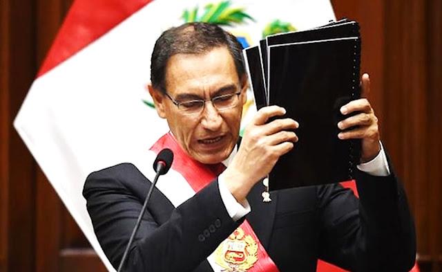 Referéndum inicia el gran cambio que necesita el Perú