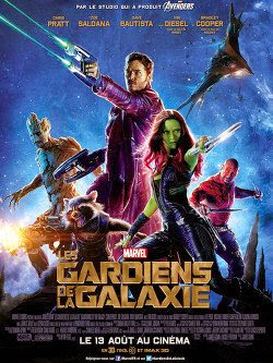 Les Gardiens de la Galaxie en Streaming