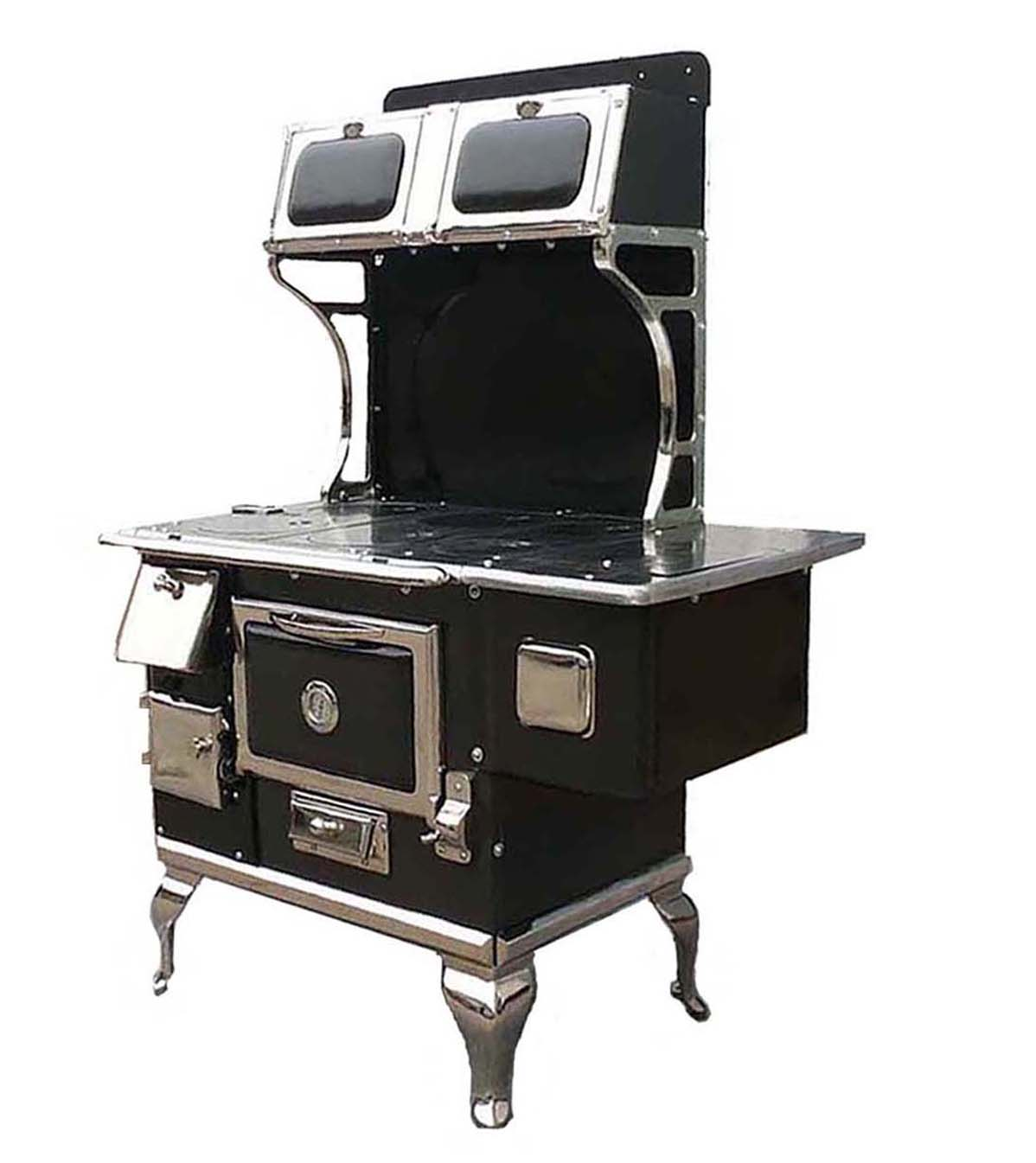 Wood Kitchen Stoves For Sale Green Cabinets Antique Burning