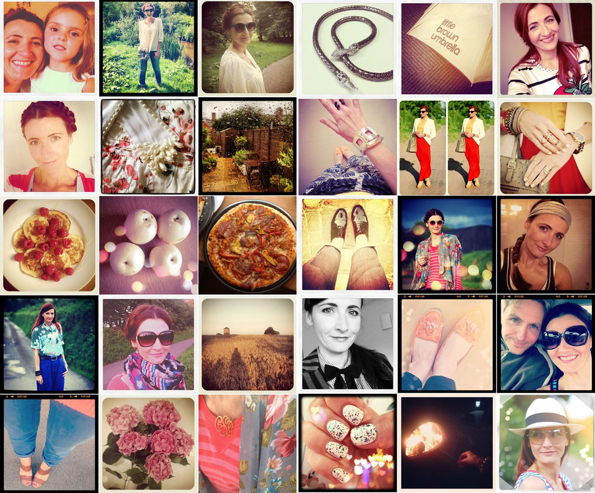 An Amusing Look Back at My Old Instagram Posts #SaturdayShareLinkUp
