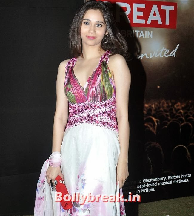 Sasha Agha, Kangana Ranaut, Others at Bollywood in Britain App Launch