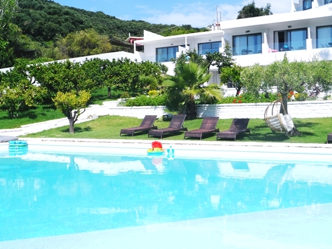 Luxury hotels in Parga