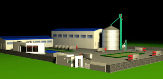 photo for layout maize milling machines