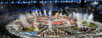 Belle couverture facebook Rio 2016