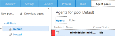 VSTS-private agent