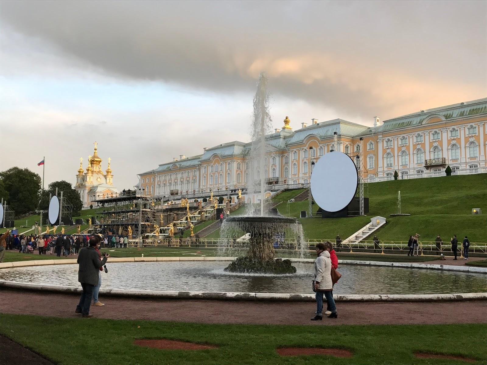 Peterhoff - São Petersburgo