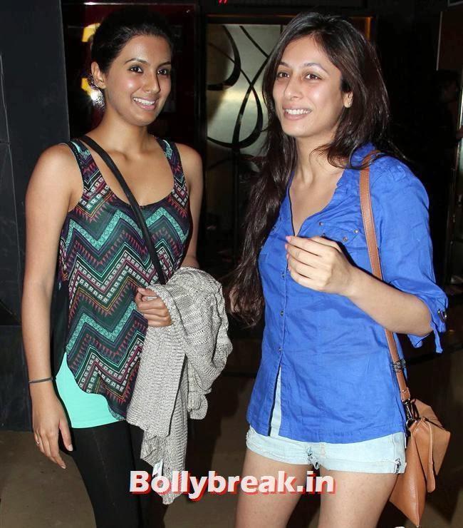 , Richa Chadda & Geeta Basra Clicked at PVR Juhu