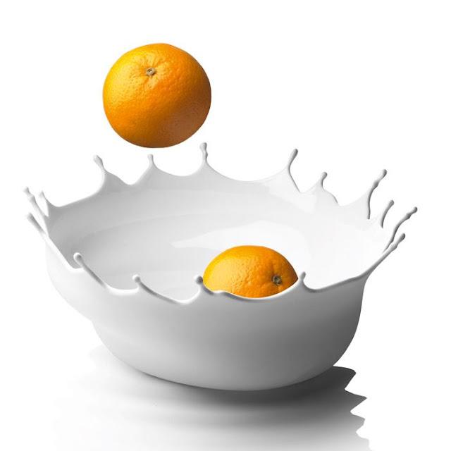 bowl leite derramado