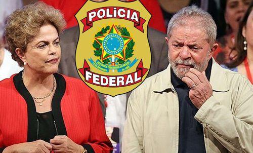POLÍCIA FEDERAL PEDE MAIS PRAZO PARA INVESTIGAR LULA E DILMA POR OBSTRUÇÃO DE JUSTIÇA - LEIA...