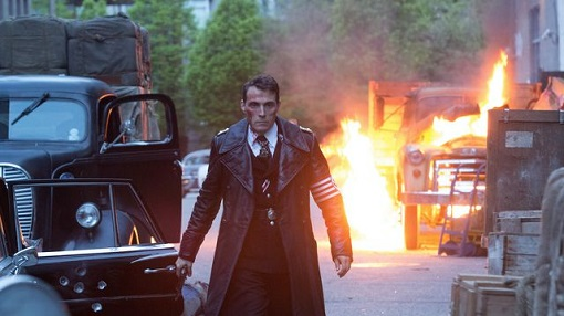 Rufus Sewell en The Man in the High Castle