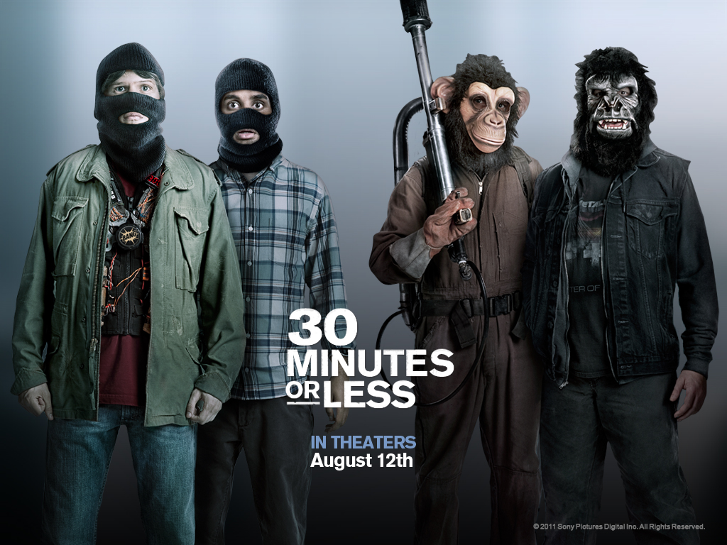 30 Minutes or Less 2011 English Movie Free Download ...
