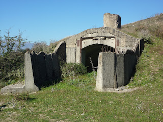 Albania, ratsastusvaellus, bunkkeri, Enver Hoxha