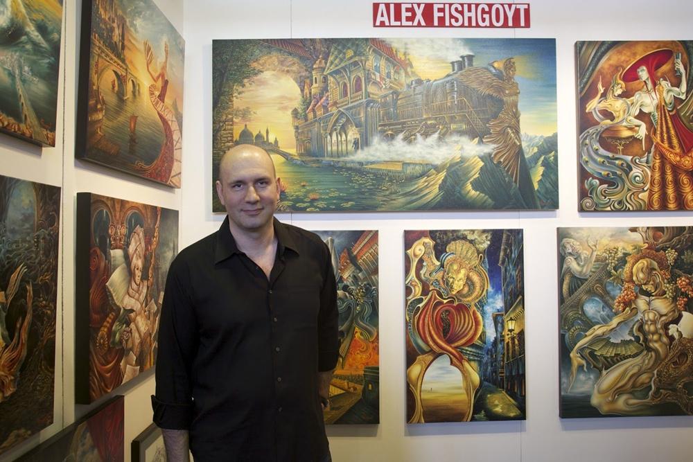 Alex  Fishgoyt  Tutt Art