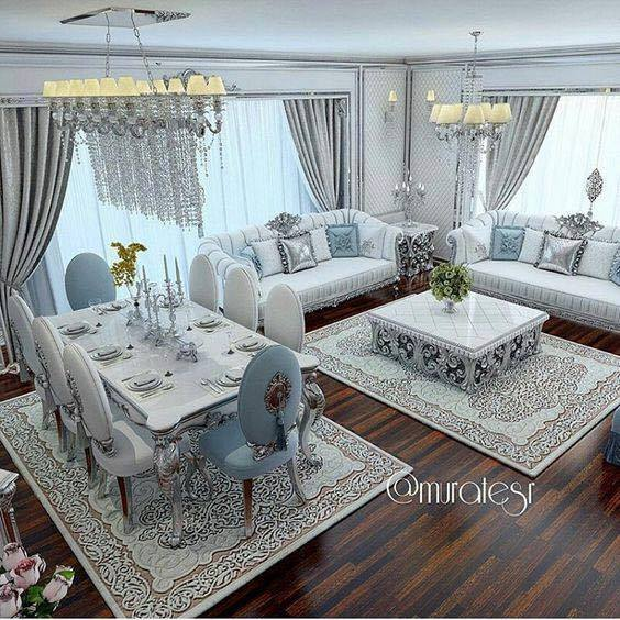 Amazing Silver Living Room Ideas Part 84