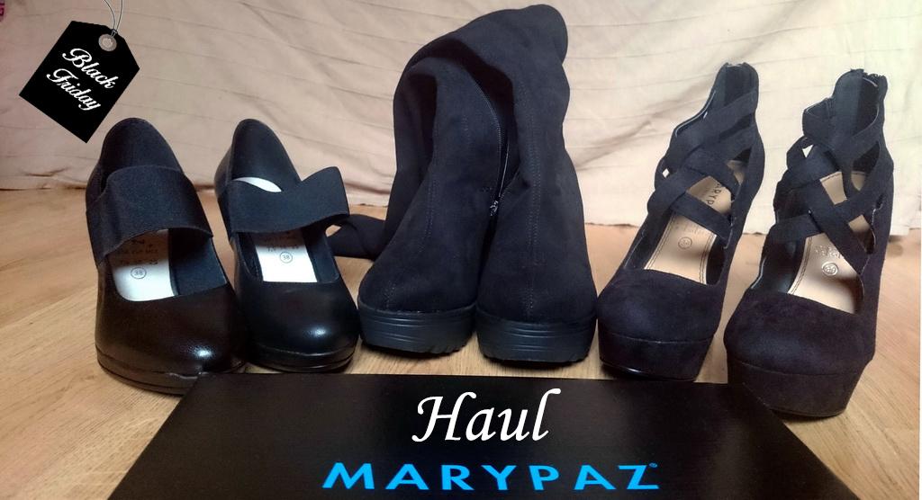 Haul Marypaz Black Friday