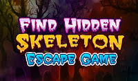 Meena Find Hidden Skeleton Escape