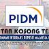 Jawatan Kosong di Perbadanan Insurans Deposit Malaysia (PIDM) - 30 November 2017