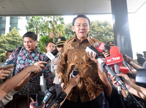 Dugaan Ahok KPK juga tak Percaya Hasil Audit BPK